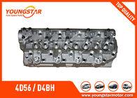 dobra jakość Blok cylindrów silnika & Silnik głowicy cylindra do Mitsubishi Pajero L300 4D56 MD 303750 908513;  nowa wersja zaworu modle wpuszczana na wyprzedaży