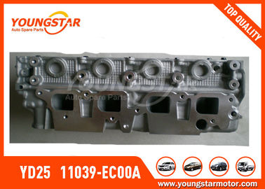 Nissan Navara YD25 głowicy cylindrów 2.5DDTI DOHC 16V 2005 - 11039 - EC00A
